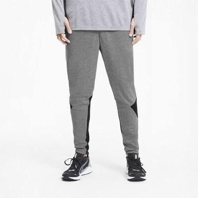 PUMA Sportbroek in de kleur Grijs: Vooraanzicht