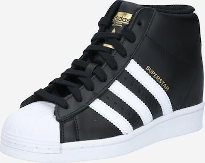 ADIDAS ORIGINALS Sneaker 'Superstar Up' in schwarz / weiß, Produktansicht