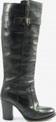 LAVORAZIONE ARTIGIANA High Heel Stiefel in 36 in Schwarz