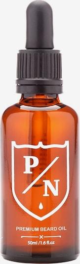 Percy Nobleman Bartöl 'Premium' in transparent, Produktansicht
