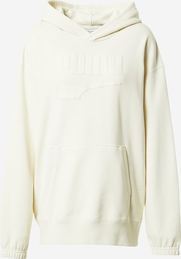 PUMA Athletic Sweatshirt 'PUMAxABOUT YOU' in Ivory, Item view