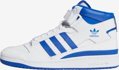 Sneaker înalt 'Forum' ADIDAS ORIGINALS pe albastru regal / alb, Vizualizare produs