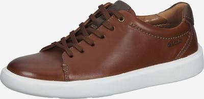 CLARKS Sneaker 'Cambro' in karamell, Produktansicht