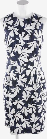Oscar de la Renta Kleid in XL in dunkelblau, Produktansicht
