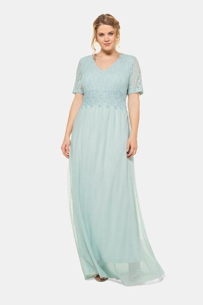 Ulla Popken Abendkleid in mint, Modelansicht