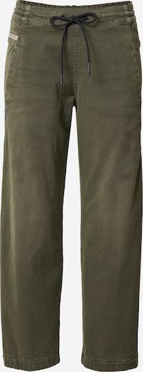 DIESEL Дънки 'KRAILEY' в тъмнозелено: Изглед отпред