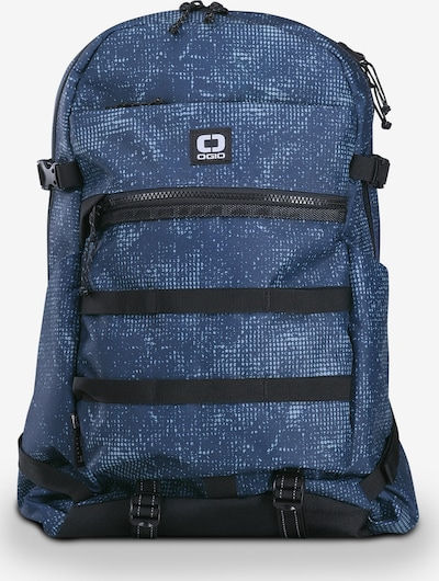 Ogio Rucksack in blau / schwarz, Produktansicht