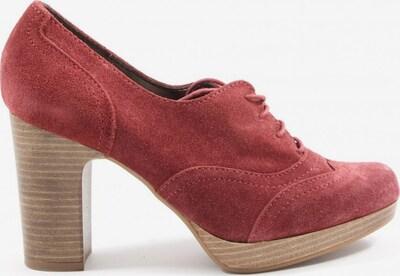 ESPRIT Schnürschuhe in 38 in rot, Produktansicht
