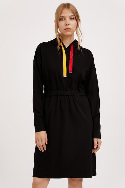 Finn Flare Freizeitkleid in schwarz, Modelansicht