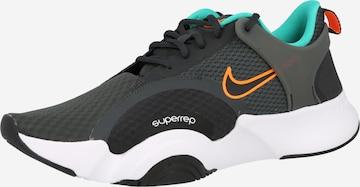 NIKE Αθλητικό παπούτσι σε γκρι