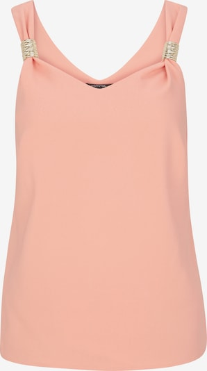 COMMA Bluse in rosa, Produktansicht