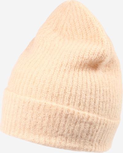 OBJECT Mütze 'Pascalia' in pfirsich, Produktansicht