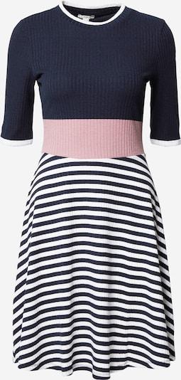 Suknelė iš EDC BY ESPRIT , spalva - tamsiai mėlyna / rožinė / balta, Prekių apžvalga