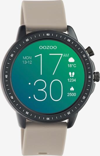 OOZOO Smartwatch in taupe, Produktansicht