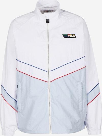 FILA Trainingsjacke 'Oceane' in weiß, Produktansicht