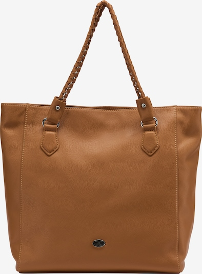 DreiMaster Klassik Shopper in de kleur Bruin, Productweergave