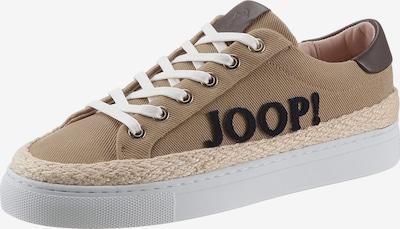JOOP! Sneaker in beige / schwarz / weiß, Produktansicht