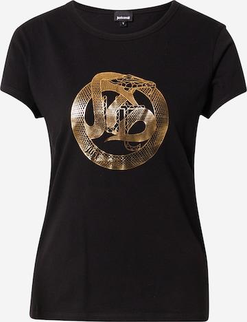 Just Cavalli T-Shirt in Schwarz
