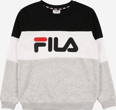 FILA Sudadera 'WILLY' en gris moteado / negro / blanco, Vista del producto