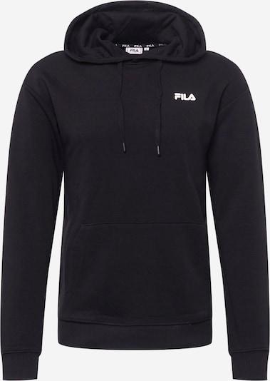 FILA Sweatshirt 'DACIAN' in grau / dunkelgrau / schwarz / weiß, Produktansicht