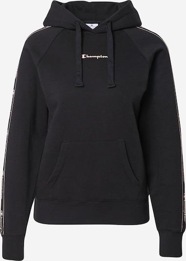 Champion Authentic Athletic Apparel Sweatshirt in schwarz / weiß, Produktansicht