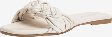 INUOVO Pantolette in Beige