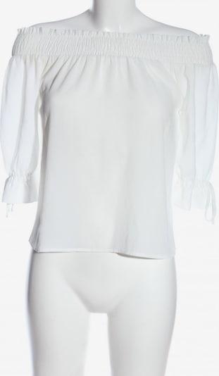 Active USA Carmen-Bluse in M in weiß, Produktansicht