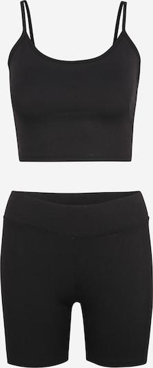 Gina Tricot (Petite) Pantalons de tailleur 'Lena' en noir, Vue avec produit