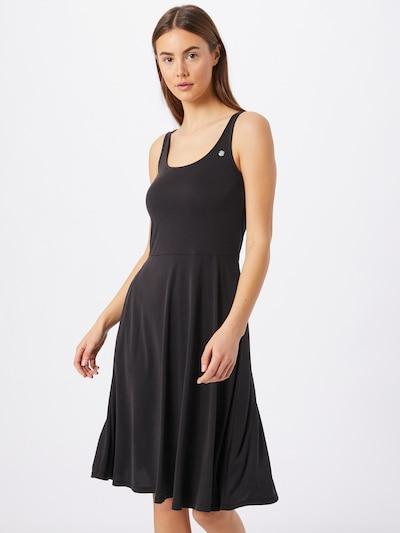 Ragwear Sommerkleid 'Trisha' in schwarz, Modelansicht