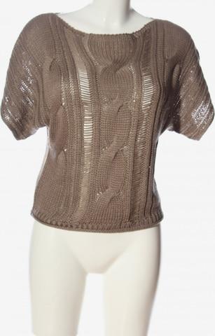Urban Surface Sweater & Cardigan in L in Brown