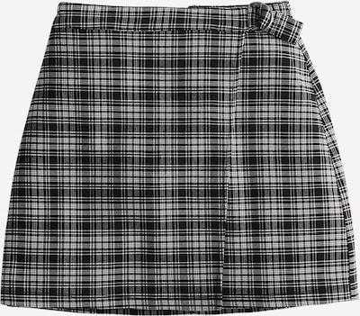 HOLLISTER Sukňa - čierna / biela, Produkt