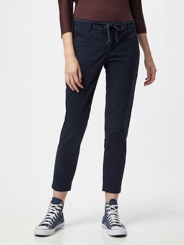 ONLY Chino-püksid 'Evelyn', värv sinine