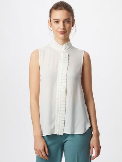 SELECTED FEMME Блуза 'DORIS' в бяло: Изглед отпред