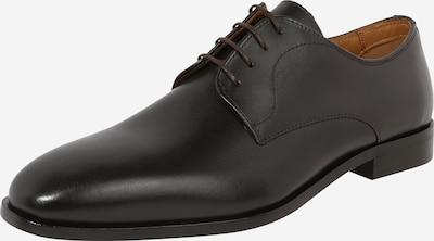 BOSS Casual Chaussure à lacets 'Lisbon' en marron châtaigne, Vue avec produit