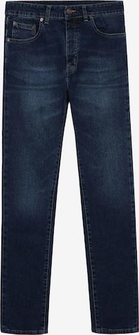 Scalpers Jeans in Blau
