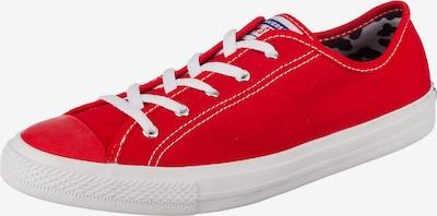 CONVERSE Sneaker 'All Star Dainty Ox' in rot / weiß, Produktansicht