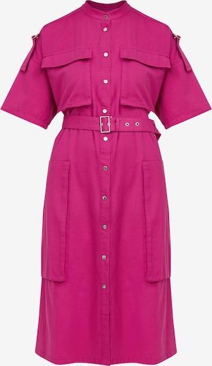 Finn Flare Blusenkleid in lila, Produktansicht
