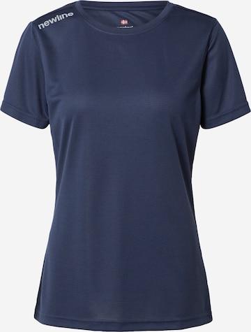 Newline Performance Shirt in Blue