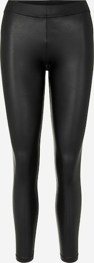 PIECES Leggings 'PCNEW SHINY LEGGINGS NOOS' in schwarz, Produktansicht