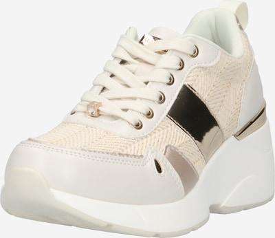 Sneaker low 'NAOS' MARIAMARE pe bej / auriu / alb, Vizualizare produs