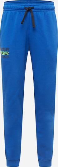 UNDER ARMOUR Hose 'Rival' in blau / schwarz, Produktansicht