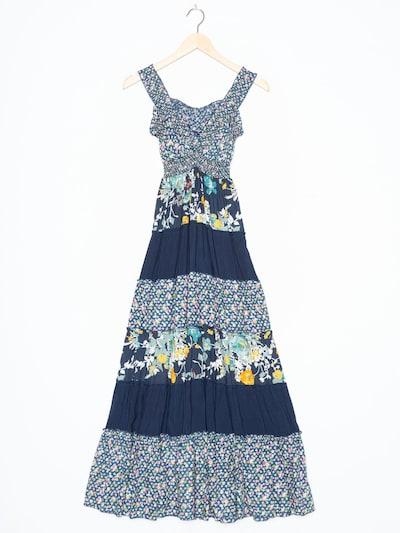 Apricot Kleid in XS in nachtblau, Produktansicht