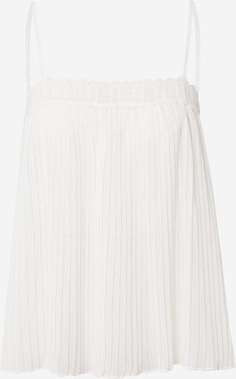 ETAM Pyjamapaita 'TRUE LOVE' värissä valkoinen, Tuotenäkymä