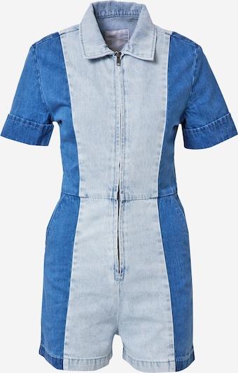Afends Combinaison 'Mimi' en bleu denim / bleu clair, Vue avec produit