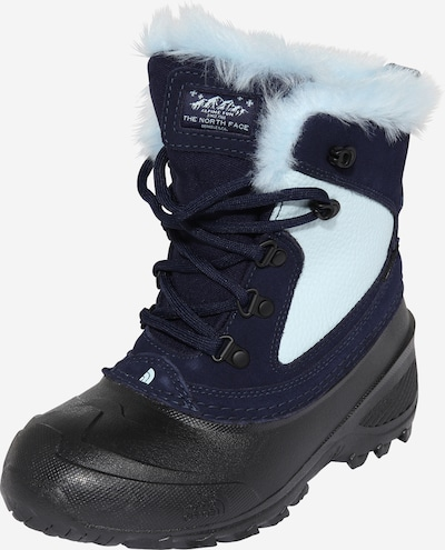 THE NORTH FACE Boots in navy / azur / schwarz, Produktansicht