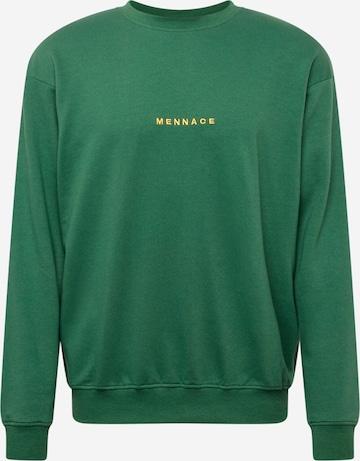 Mennace Sweatshirt in Grün