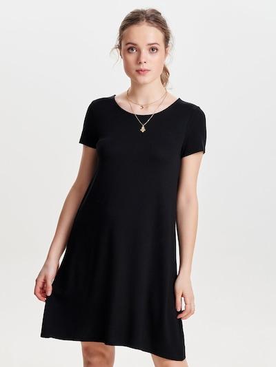 ONLY Kleid 'ONLBera' in schwarz, Modelansicht