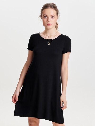 ONLY Zomerjurk 'ONLBera' in de kleur Zwart, Modelweergave