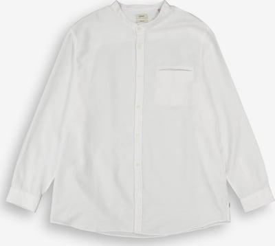 ESPRIT Chemise en blanc, Vue avec produit