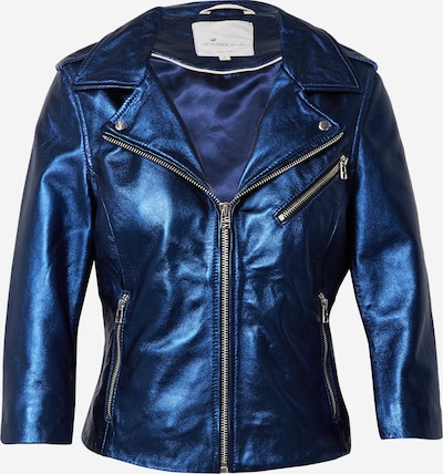 Goosecraft Tussenjas in de kleur Blauw, Productweergave